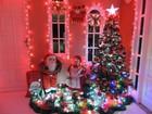 Concurso premia casas com melhor decoração natalina, no ES