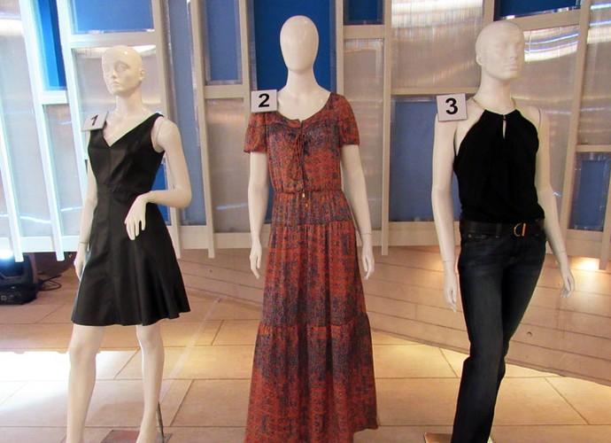 Escolha o look da Fátima de sexta-feira (20/11) (Foto: Carolina Morgado/Gshow)