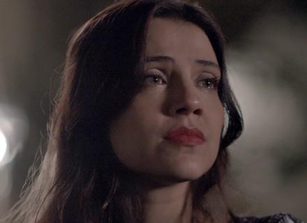 Afonso termina tudo com Anita: 'Não me procure nunca mais'