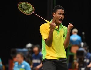 BLOG: Badminton: Ygor Coelho coloca o Brasil pela primeira vez em uma etapa da Superseries