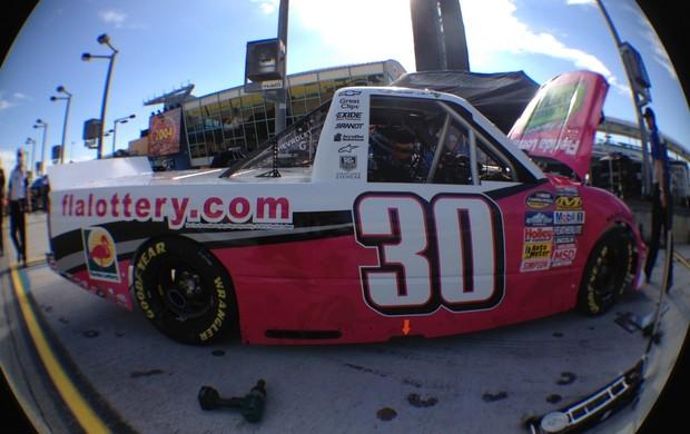 Na Flórida, o piloto do carro 30 utilizará o mesmo chassi de sua segunda vitória (Foto: Divulgação)