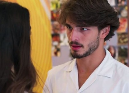 Teaser: Luciana enfrenta Roger
