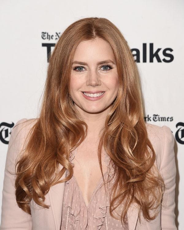 Amy Adams afirma influência de cor de cabelo em seleção para papéis (Foto: Getty Images)