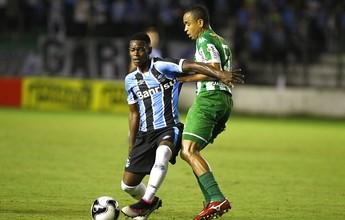 Volante Wanderson prega Juventude com raça para marcar no Beira-Rio