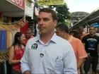 Flávio Bolsonaro diz que prefeitura tem de planejar a segurança pública
