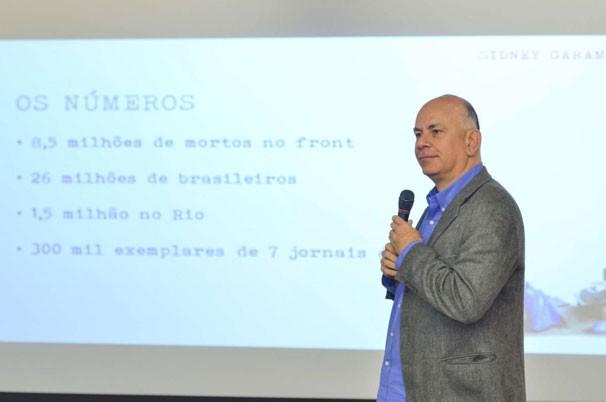 Sidney Garambone (Foto: Renato Velasco)
