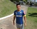 Mistério no Cruzeiro: treino fechado não dá pistas de time que joga quarta