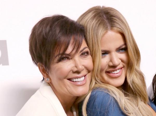 Kris Jenner e Khloé Kardashian (Foto: Getty Images)