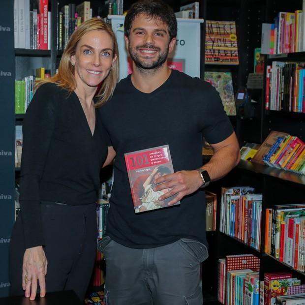 Patrícia Kogut e Duda Nagle (Foto: Manuela Scarpa/Brazil News)