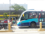 Idosa é atropelada por ônibus do Eixo Anhanguera em Goiânia