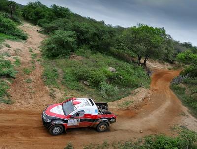 18ª edição do Rally RN 1500 desbrava o Rio Grande do Norte (Foto: Fábio Davini/DFotos)