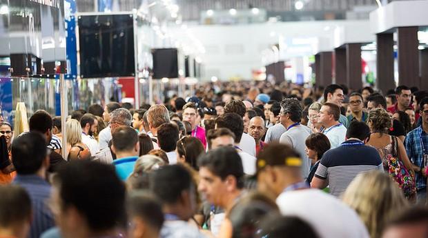Feira do Empreendedor SP: expectativa de mais de 120 mil pessoas (Foto: Divulgação/SebraeSP)