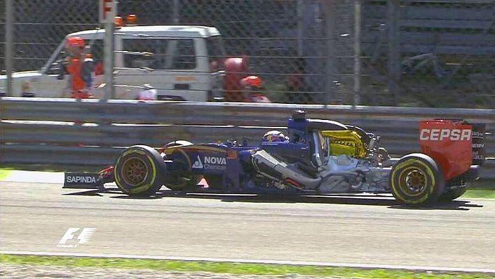 Max Verstappen motor Monza