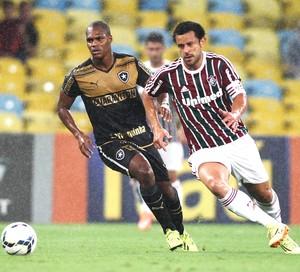 fred, Fluminense X Botafogo (Foto: Paulo Sergio / Photocamera)