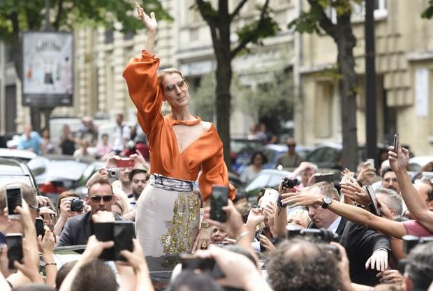 Céline Dion (Foto: AKM-GSI)