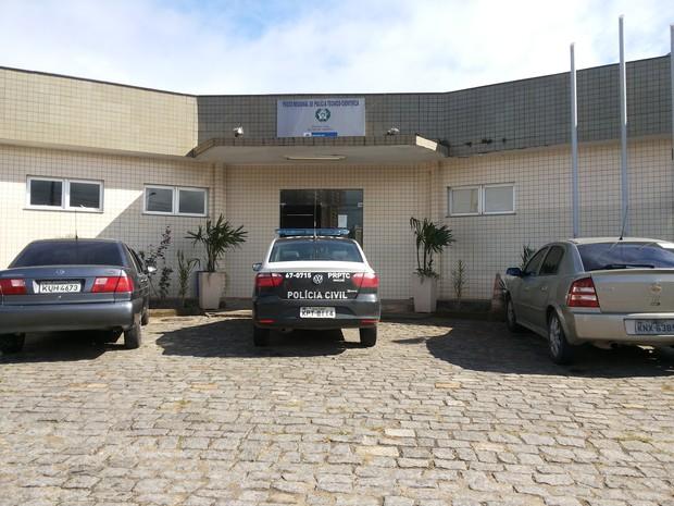 IML de Macaé (Foto: Douglas Chaves/Portal O Destaque)