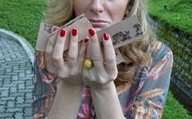De castigo? Alexandra Richter conta como consegue passar a Páscoa sem chocolate