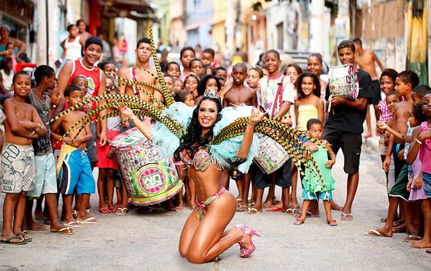 Carnaval - Gracyanne Barbosa posa para o EGO (Foto: Marcos Serra Lima/EGO)