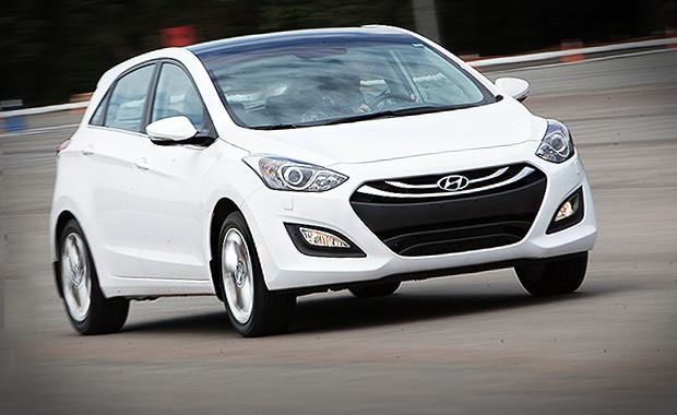 Hyundai i30 (Foto: Hyundai)