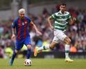 MS sem N: Messi e Suárez estreiam na temporada em amistoso do Barça