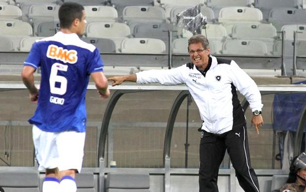 Oswaldo de Oliveira Cruzeiro e Botafogo (Foto: Paulo Fonseca / Futura Press)