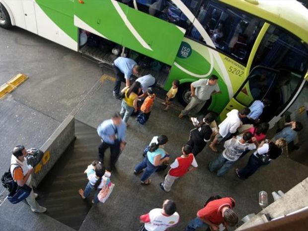 Movimento deve aumentar na Rodoviária de Curitiba (Foto: Divulgação/Prefeitura de Curitiba)