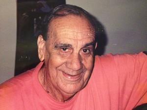 Enterrado no Rio o ator Silveirinha, da Escolinha do Professor Raimundo (Foto: Arquivo Pessoal)