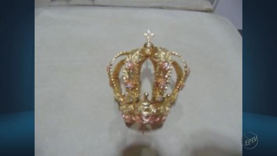 Imagem de Nossa Senhora Aparecida é furtada de altar em Três Pontas, MG