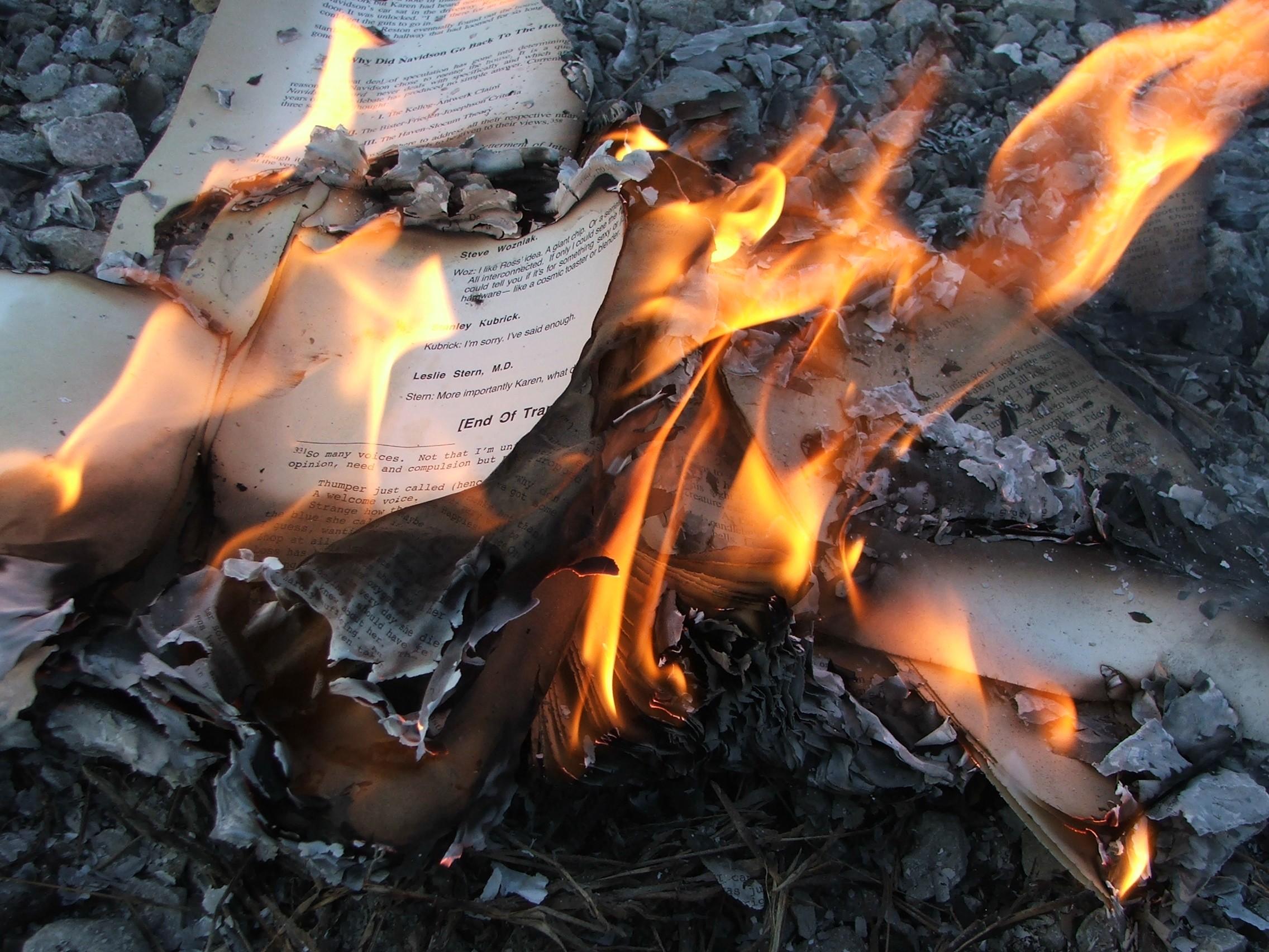 Estado Islâmico queima milhares de livros e manuscritos raros em ... 4abea5453f0e
