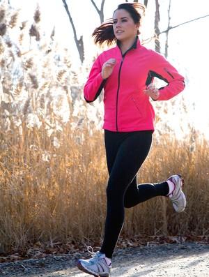 euatleta corredora no frio (Foto: Getty Images)