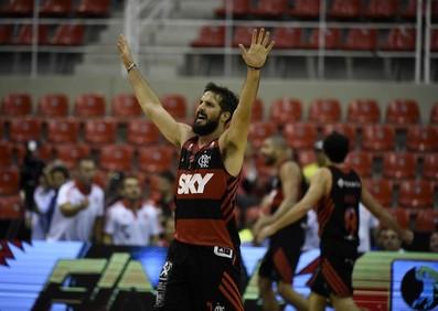 Flamengo x Bauru - final nbb, Laprovittola (Foto: André Durão/GloboEsporte.com)