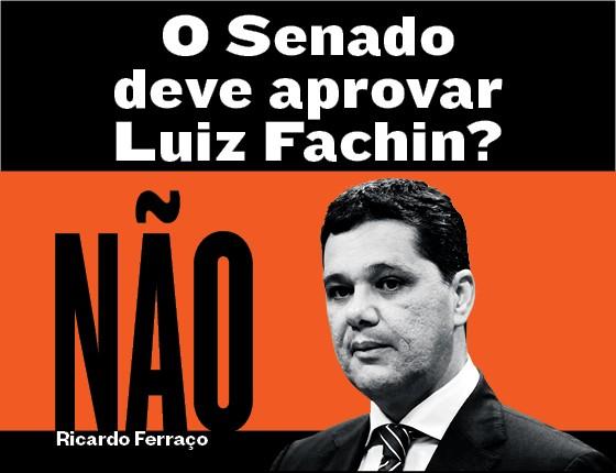 Ricardo Ferraço sobre se o Senado deve aprovar Luiz Fachin  (Foto: Arquivo pessoal)