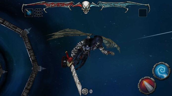 Game da banda Avenged Sevenfold é um jogo de aventura com o seu mascote (Foto: Divulgação)