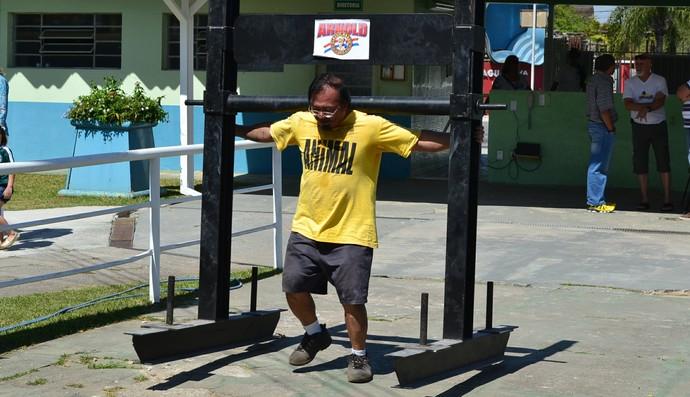 Strongman Mogi das Cruzes Brasil (Foto: Vitor Geron)