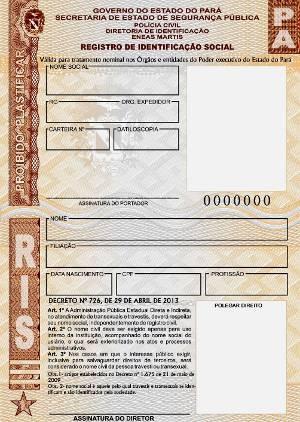 Carteira de identidade social é lançada em Belém. travestis (Foto: Cláudio Santos/ Ag. Pará )