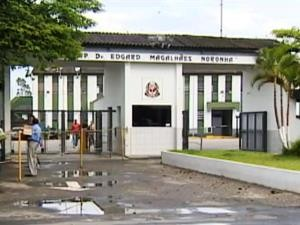 1.610 detentos deixaram o Pemano nesta quinta-feira (15), em Tremembé. (Foto: Reprodução/TV Vanguarda)
