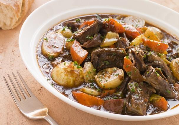 Cozido de carne (Foto: Thinkstock)