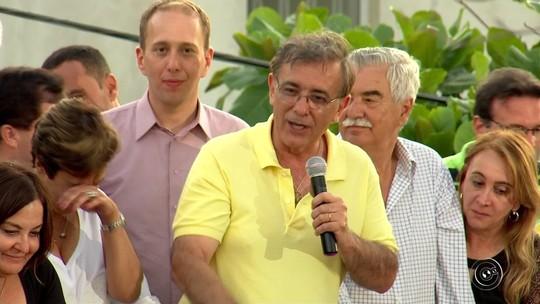 Crespo, do DEM, é eleito prefeito de Sorocaba