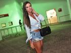 Nicole Bahls rebate declarações de Claudia Raia: 'Tenho princípios'