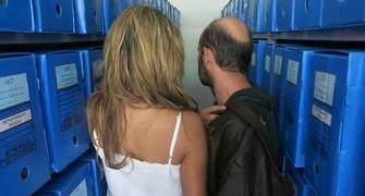 Empresário e amante assumem ser eles em vídeo de sexo atribuído a Vivi Araújo (Michael Sá)