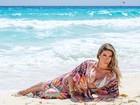 Tati e Ana Paula Minerato sensualizam em cenário paradisíaco de Cancún