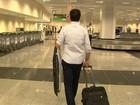 Começam as operações no novo terminal do aeroporto de Goiânia