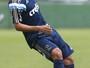 Marcando gols, reforços se destacam em treino do Palmeiras