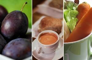 Veja os alimentos que ajudam a regularizar o intestino (Foto: Banco de Imagens)