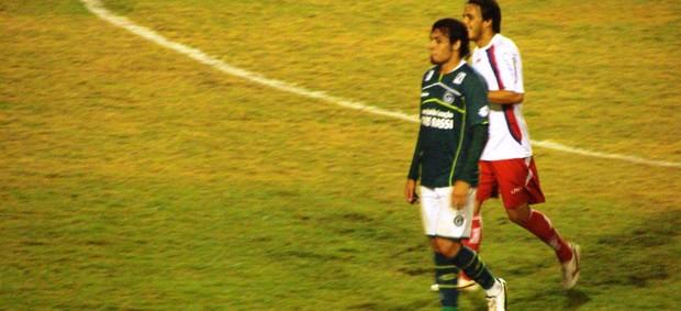 Guaratinguetá x Goiás 2 (Foto: Filipe Rodrigues / Globoesporte.com)