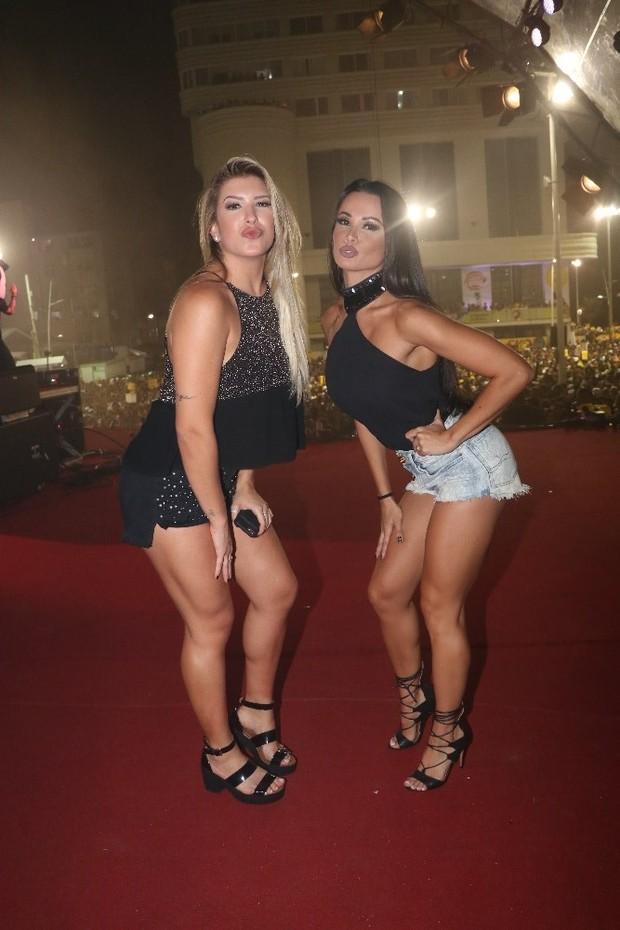 Lorena Improta e Fernanda Davila  (Foto: Fred Pontes- Divulgacao)