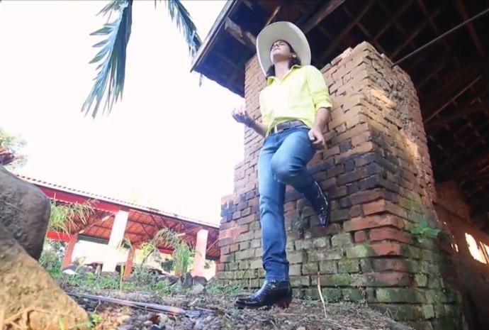 VOZ DE CERQUILO (Foto: Reprodução / TV TEM)