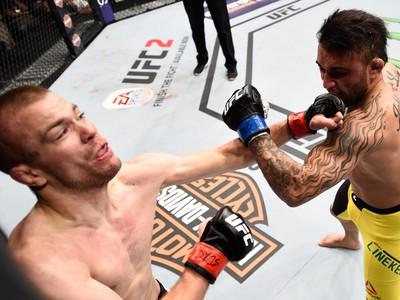 John Lineker x Michael McDonald UFC Sioux Falls (Foto: Getty Images)
