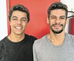 Matheus Abreu e Thiago Soares | Arquivo pessoal
