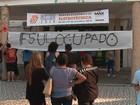Estudantes ocupam Instituto Federal  em Pelotas em protesto a PEC 241